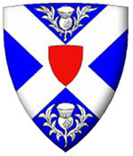 The Arms of The Heraldry Society of Scotland
